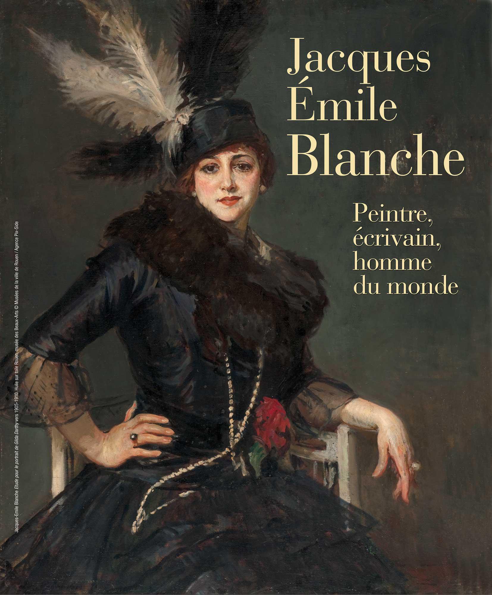 Affiche Jacques Emile Blanche